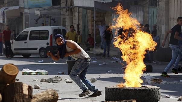 'Day of Rage' clashes between Palestinians and Israeli forces