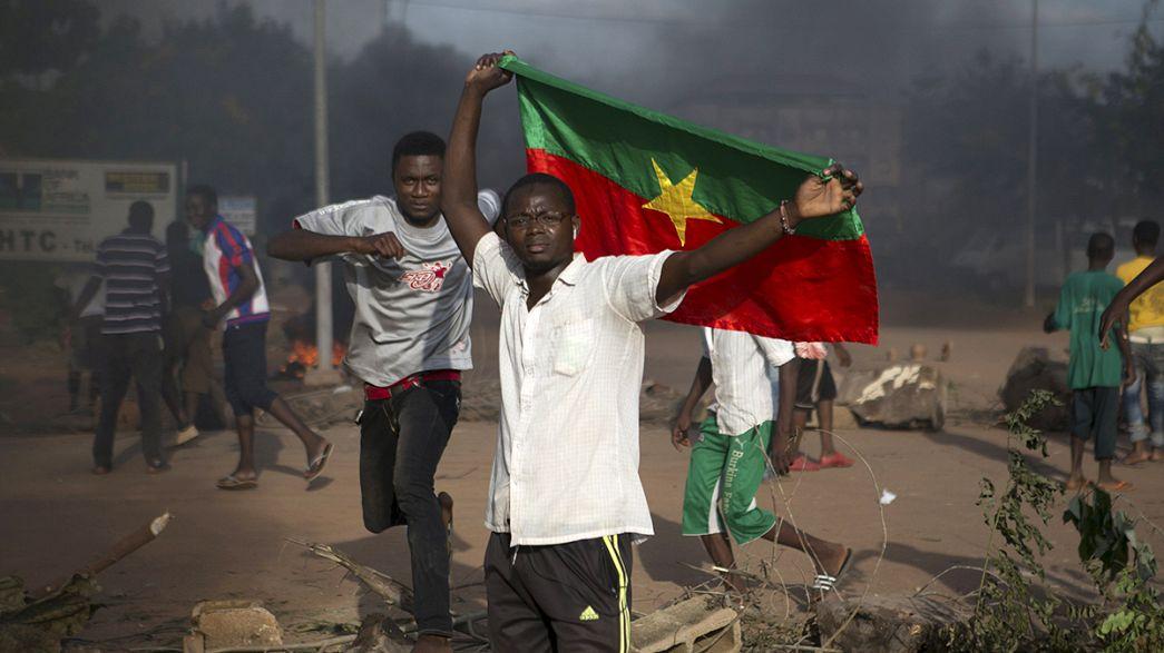Internationaler Druck nach Putsch in Burkina Faso: Präsidentengarde lässt Übergangspräsidenten wieder frei