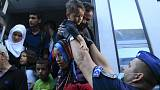 Croazia dirotta i profughi verso Ungheria e Slovenia