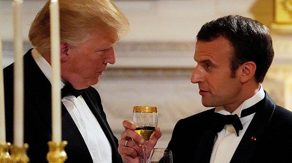 Image: State dinner