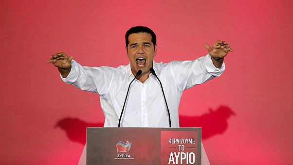 Former Greek PM Tsipras speaks of victory at final election campaign rally