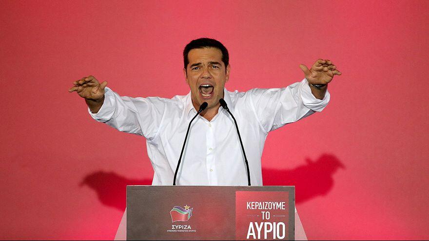 الإنتخابات اليونانية: إستطلاعات الرأي ترجح حكومة ائتلافية