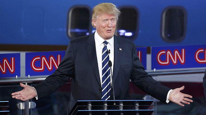 Trump silencioso face a polémica sobre Obama e muçulmanos