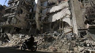 Nuevos bombardeos del régimen de al Asad