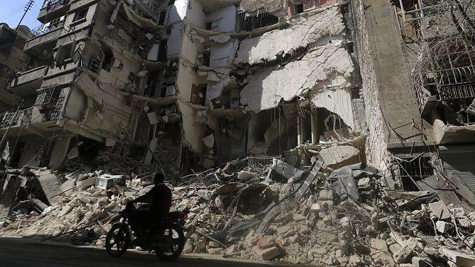 Syrien: USA und Russland nehmen Gespräche auf