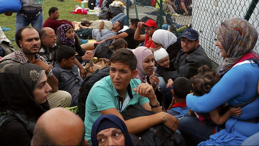 Menedékkérők: a hosszú menetelés