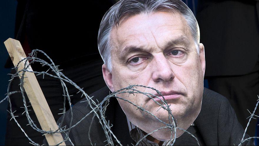 """""""Ócska és gyalázatos"""" a magyar miniszterelnök viselkedése - írják a német lapok"""