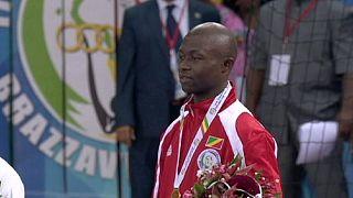 Rideau sur les Jeux Africains