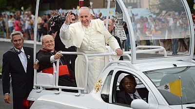Il Papa a Cuba loda il disgelo con gli Stati Uniti