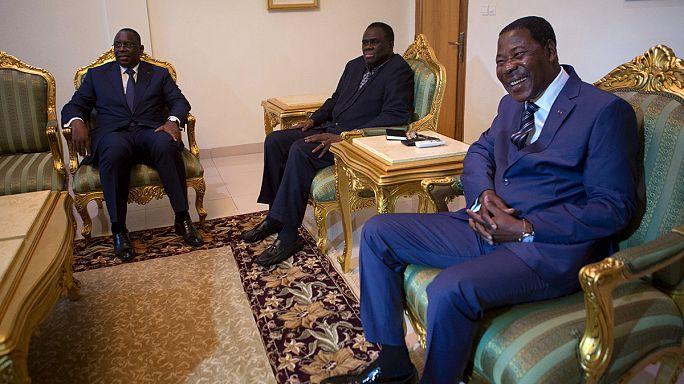 Puccs után békés rendezés Burkina Fasoban