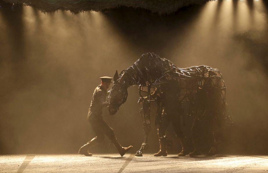 Le cavalier de la mort