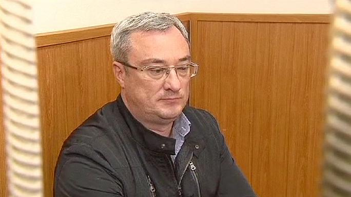 Russian regional governor in Komi charged over corruption probe