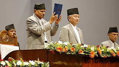 Nepal adopts historic constitution