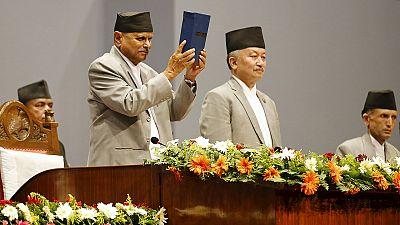Neue Verfassung in Nepal in Kraft getreten