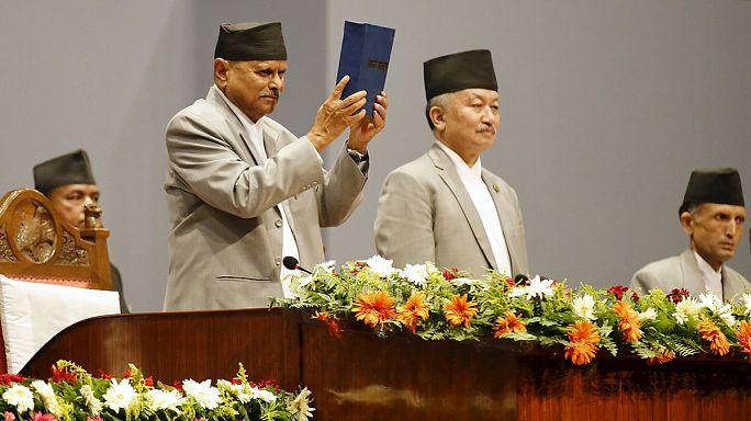 Nepal'de yeni anayasa protestolarında kan aktı