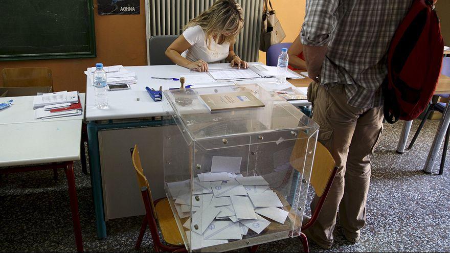 Yunanistan seçimleri... canlı anlatım