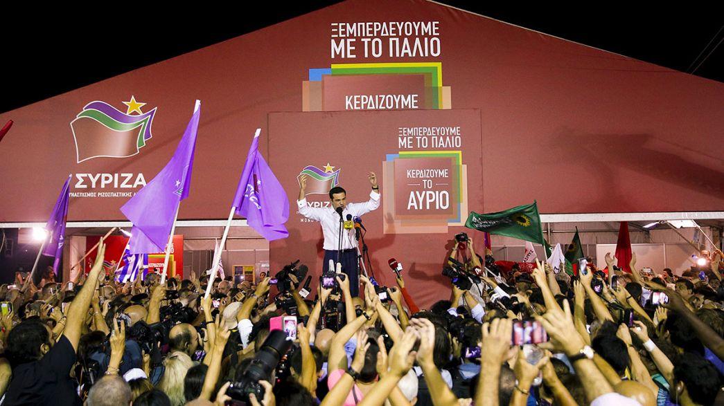 Grecia: il trionfo di Tsipras