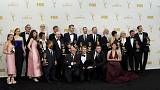Award-winning 'Game of Thrones' makes history at the Emmys