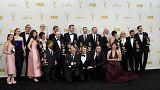 """Juego de Tronos arrasa en los Emmy: """"Gracias por creer en los dragones"""""""
