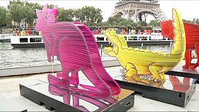 Arca de Noé para o clima em Paris