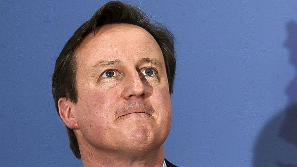 Дэвиду Кэмерону подложили свинью