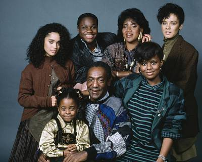 "The cast of ""The Cosby Show,"" one of the most popular sitcoms of the 1980s."