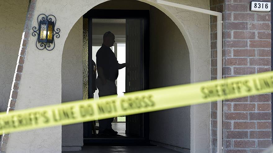 Image: Golden STate Killer Investigation