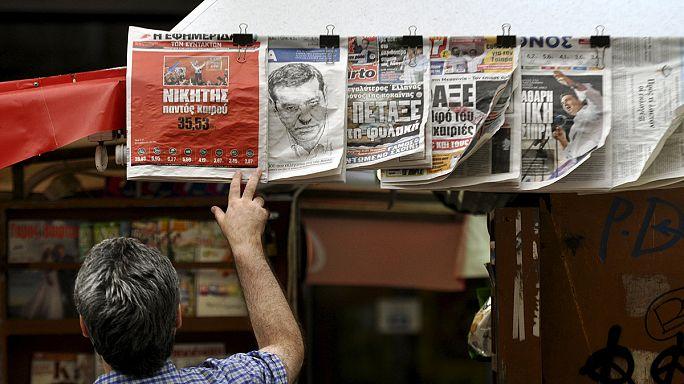 Görögországban vegyes érzelmekkel fogadták a Sziriza győzelmét