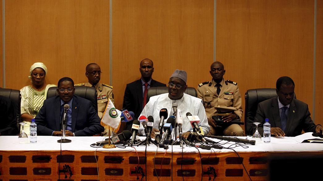 Burkina Faso'da çözüm arayışı