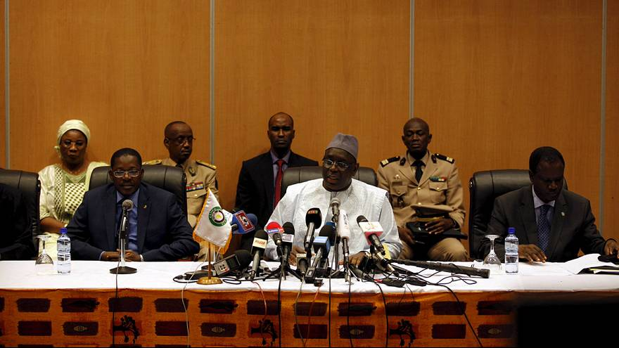 Hopes for resolving Burkina Faso crisis rest on draft deal