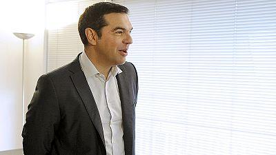 Grecia: Tsipras jura de nuevo como primer ministro y repite con los nacionalistas de derechas