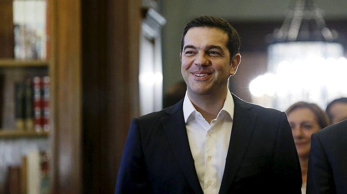 Megkezdődtek a koalíciós tárgyalások Görögországban