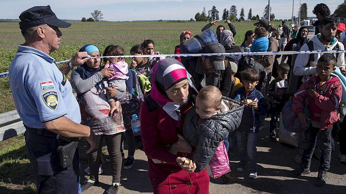 Hırvatistan, Sırbistan sınırını araç geçişlerine kapattı