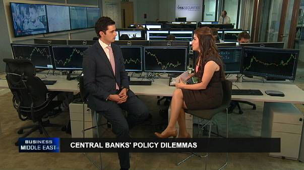 Clima económico não deixa margem de manobra aos bancos centrais