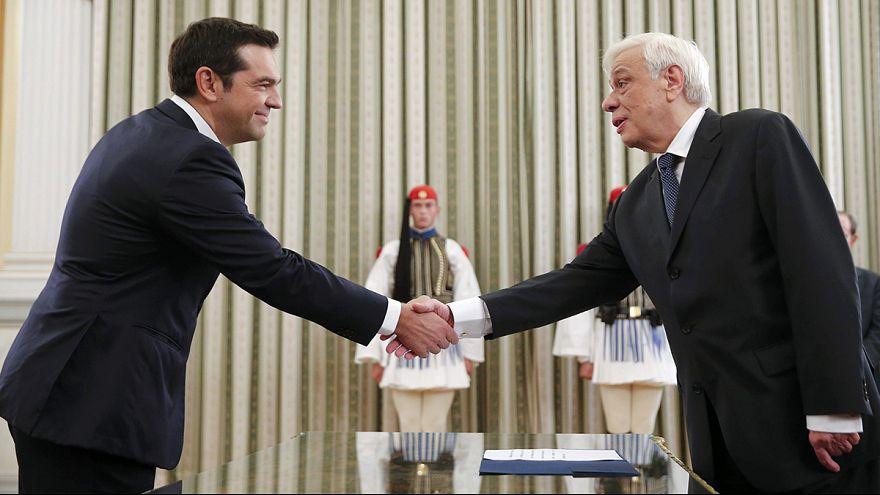 Megint kormányt alakít Alekszisz Ciprasz