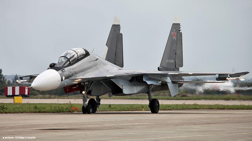 Reforço militar russo na Síria aumenta especulações sobre possível operação armada