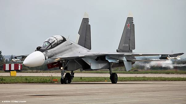 الوجود العسكري الروسي في سوريا بالصور