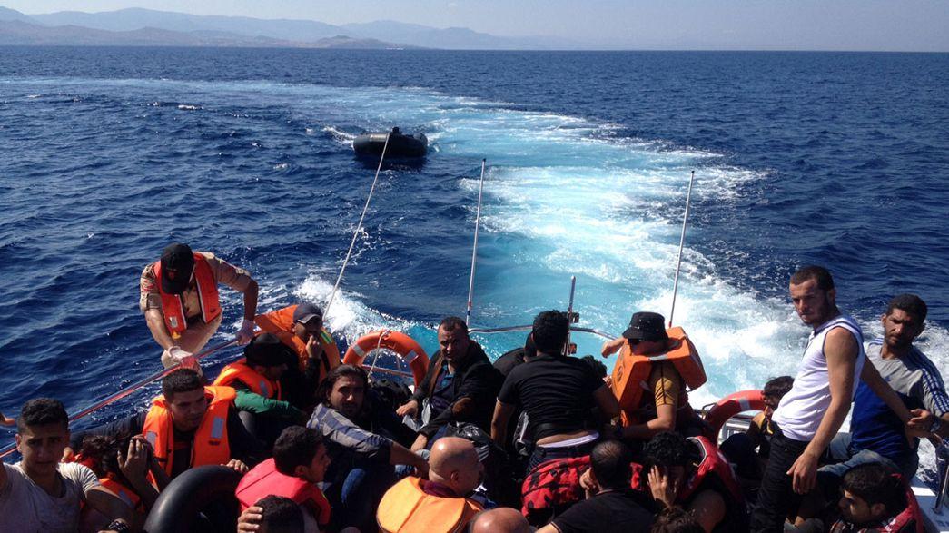 Crisis migratoria: ¿Por qué Turquía no detiene a los inmigrantes?