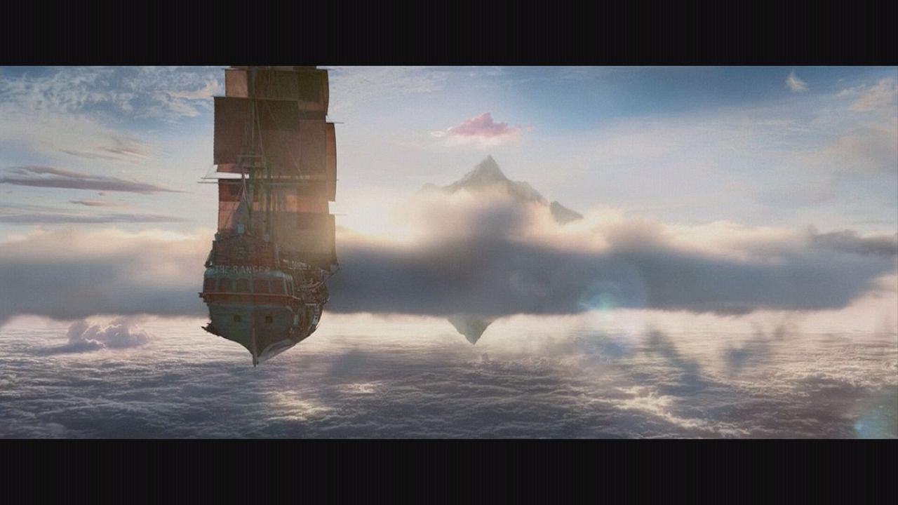 Hugh Jackman, Rooney Mara star in CGI-infused blockbuster 'Pan'