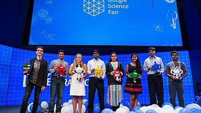 Google Science Fair: Teenagers will change the world