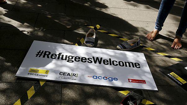 Europa relocalizará a 120.000 refugiados pero las cuotas no serán obligatorias