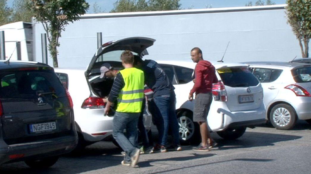 Autriche : des chauffeurs-bénévoles aident les migrants