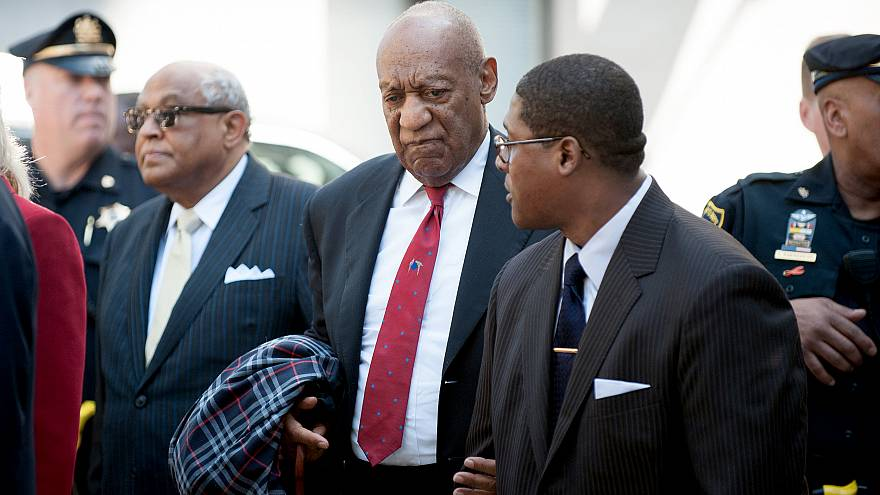 Image: Bill Cosby found guilty of sexual assaut