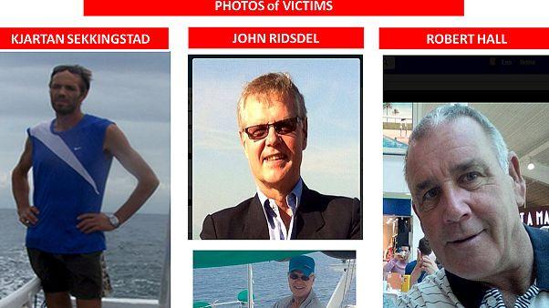 اختطاف 3 سياح أجانب جنوب فلبين