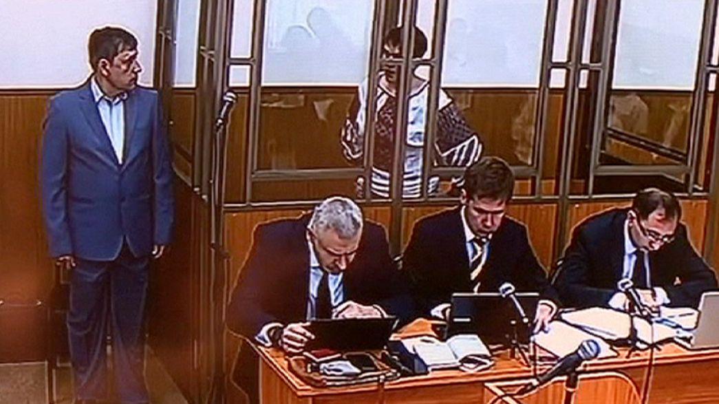 Rússia: Tribunal rejeita recurso da piloto ucraniana