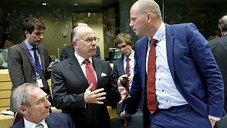 """اتفاق أوروبي """"بأغلبية واسعة"""" على إعادة توزيع 120 ألف لاجئ"""