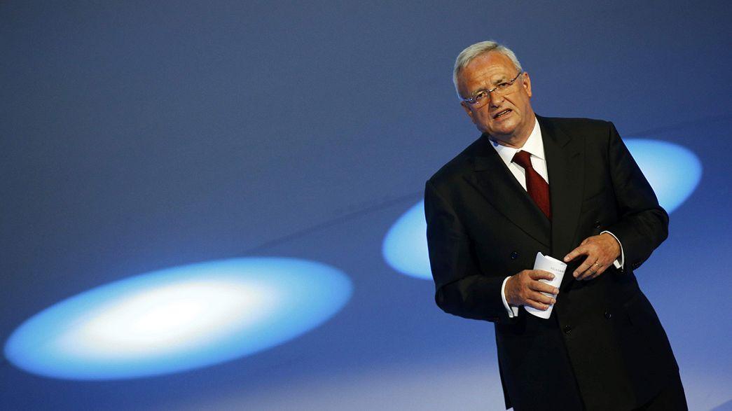 Volkswagen Başkanı Winterkorn'dan 'istifa et' iddialarına yanıt