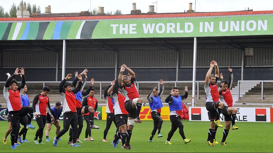 Регби, чемпионат мира: Шотландия проверит на прочность Японию