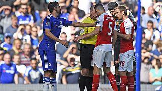 La FA sanciona a Diego Costa con 3 partidos por conducta violenta