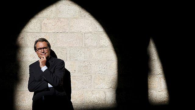 """Artur Mas: """"Madrid tavrını değiştirmezse Katalonya'nın ayrılışı kaçınılmaz olur"""""""